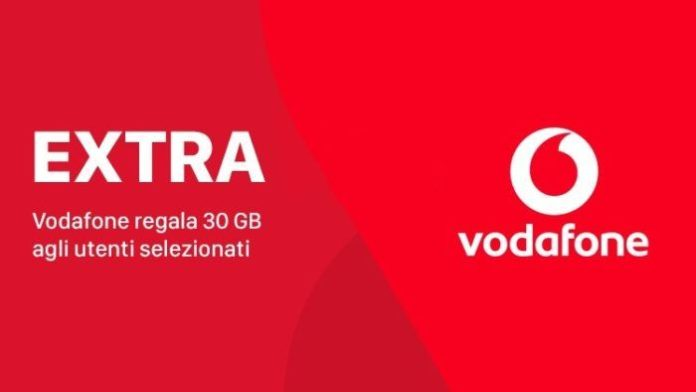 Vodafone Extra 30 Giga