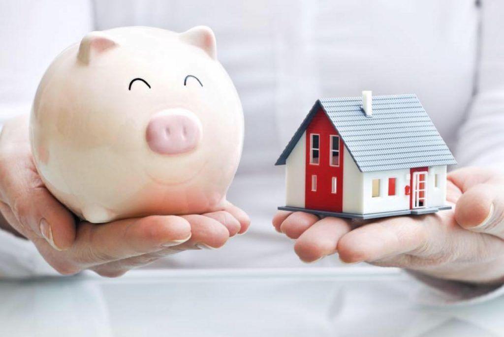 Tassi dei mutui in forte calo