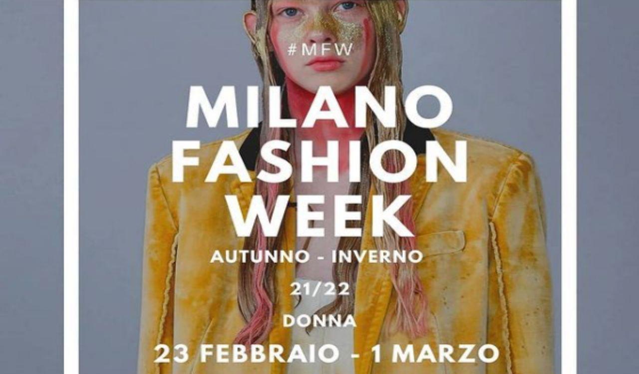 Milano Fashion Week copertina