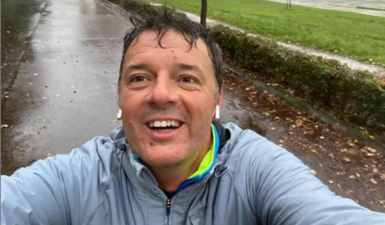 Renzi corre