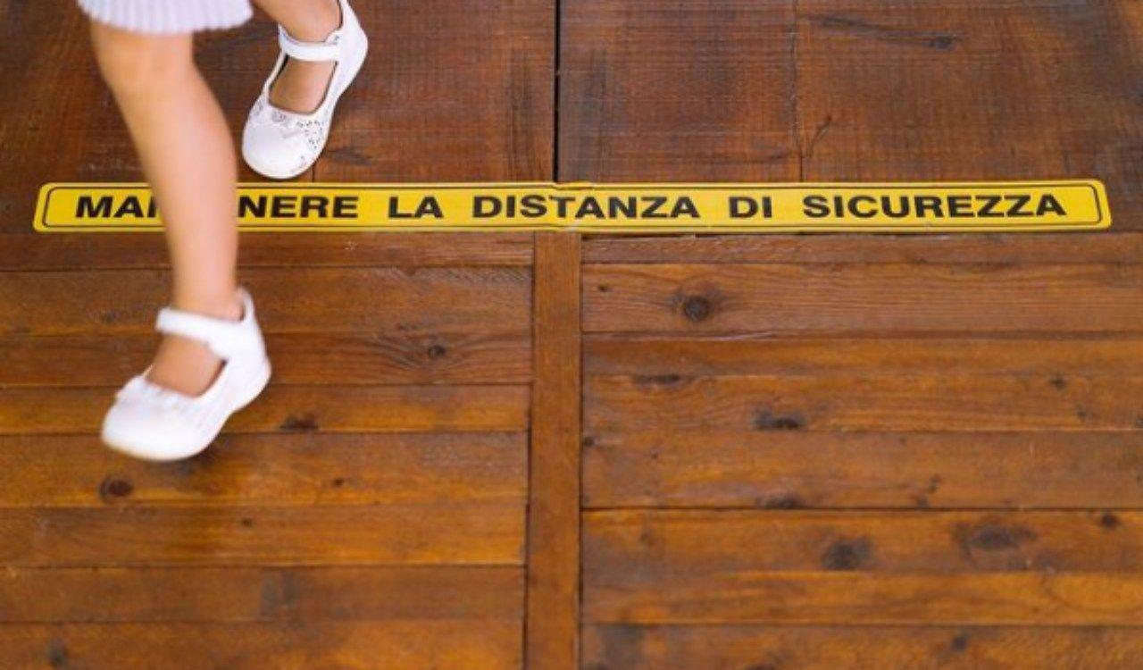 matrimonio distanza sicurezza