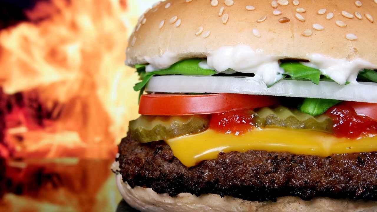 Cibo spazzatura, cosa succede al corpo mangiando un Big Mac?