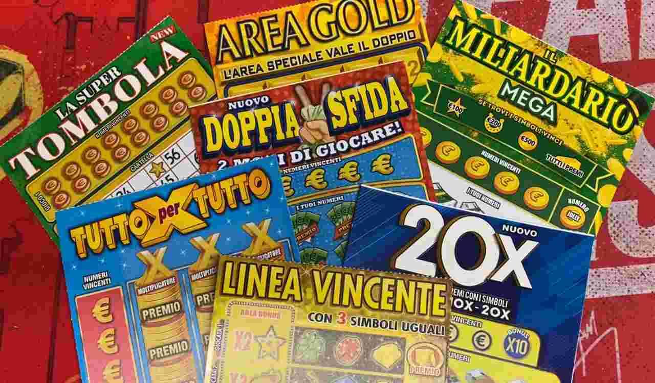 Gratta e Vinci, 500mila euro vinti in una tabaccheria ad Amatrice