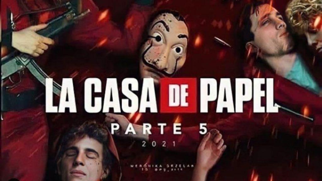 Netflix, quando esce la Casa di Carta 5: svelata la data ufficiale