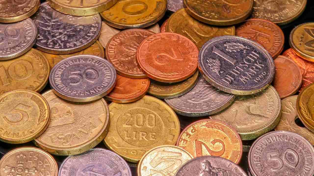 monete collezione