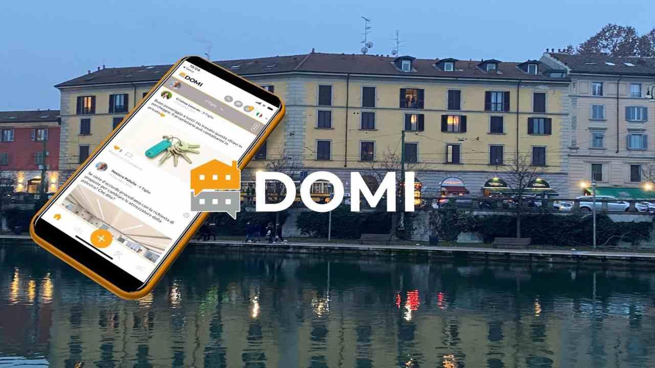 Il condominio diventa Social senza WhatsApp: arriva l'app Domi