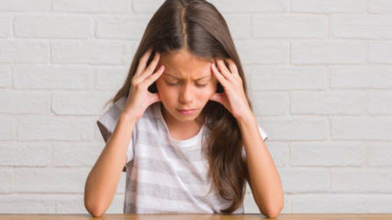 mal di testa adolescenti