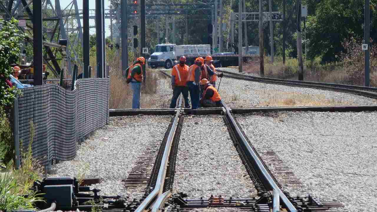 oggetto ferrovia