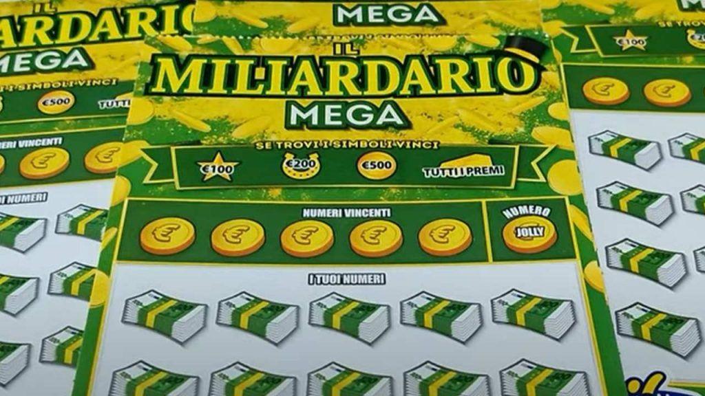 Gratta e vinci, che colpaccio: vinto mezzo milione con pochi euro!