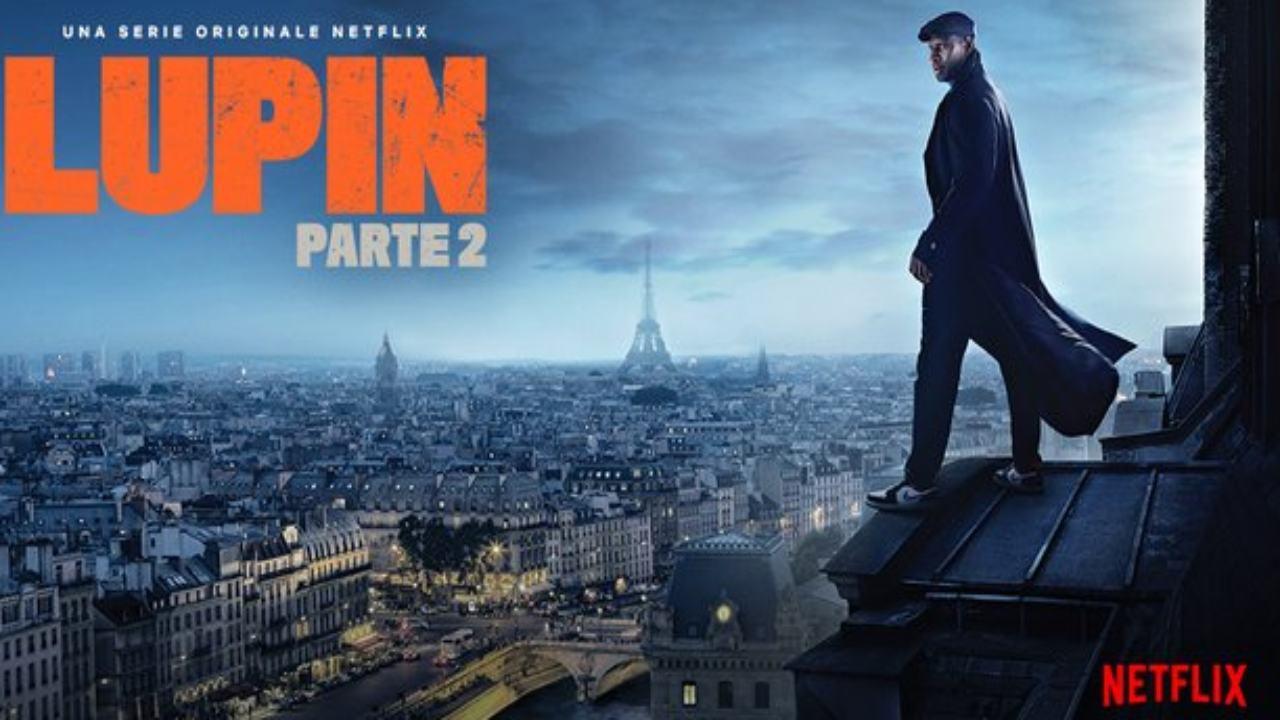 Lupin serie