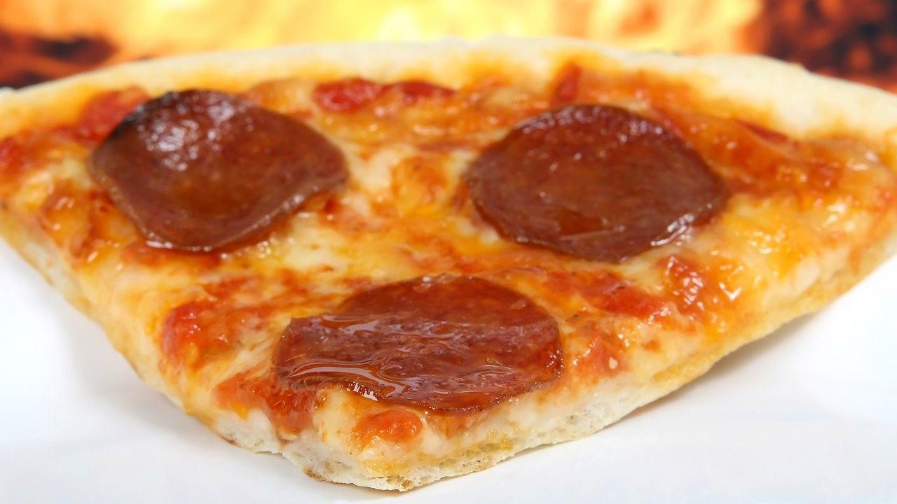 Pizza automatica