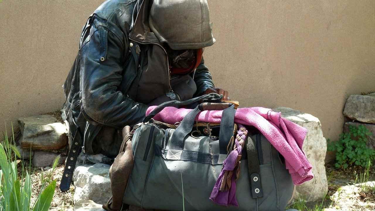 Eredità del senzatetto