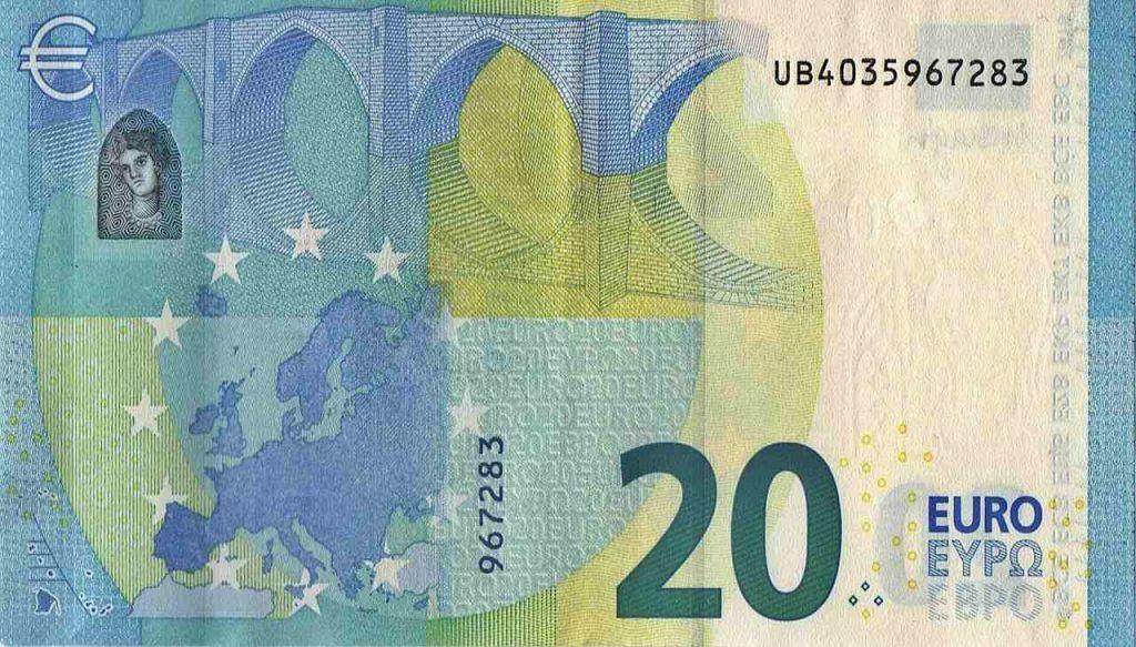 Se hai questa banconota da 20€ non usarla: vale oltre 200 euro