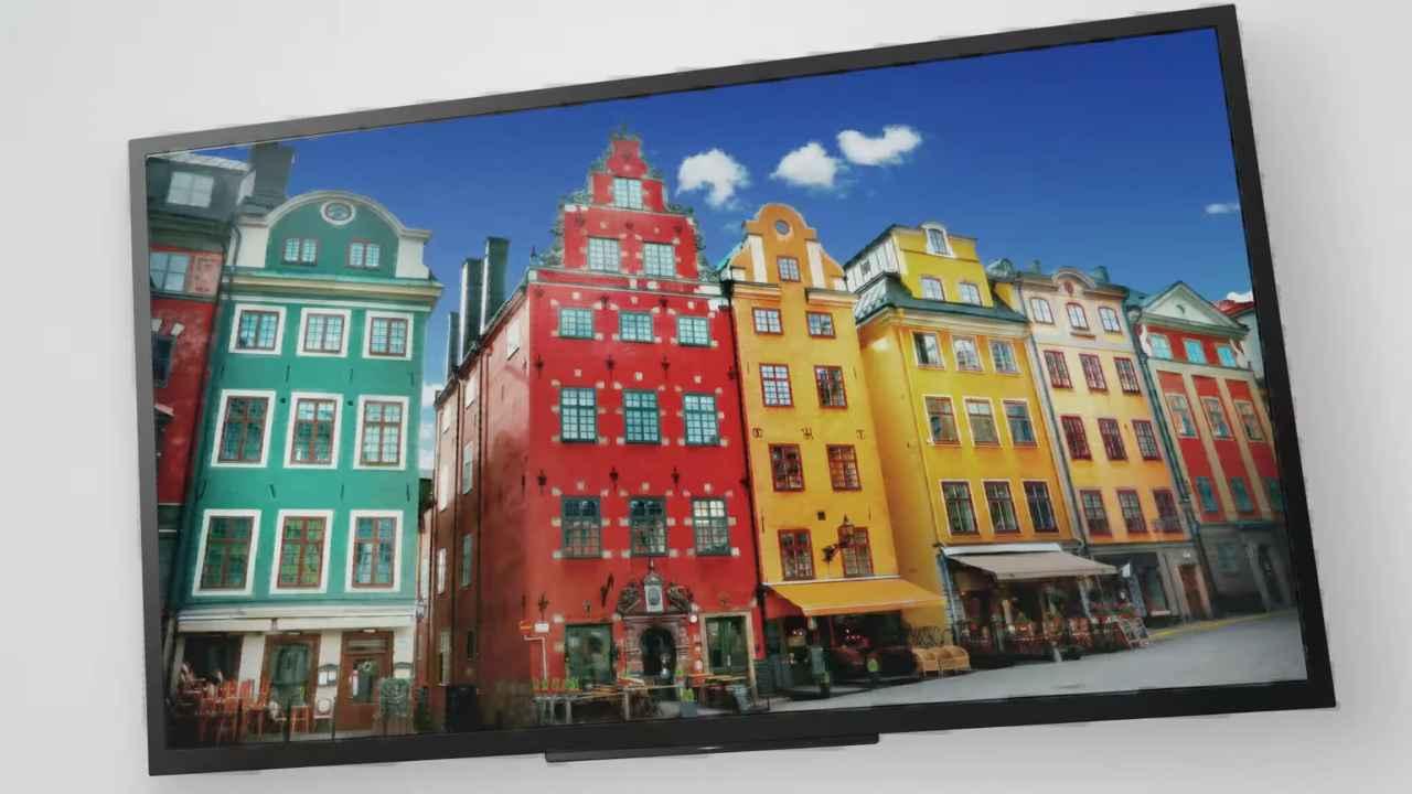 Ecco i nuovi display professionali Sony Bravia con Android TV