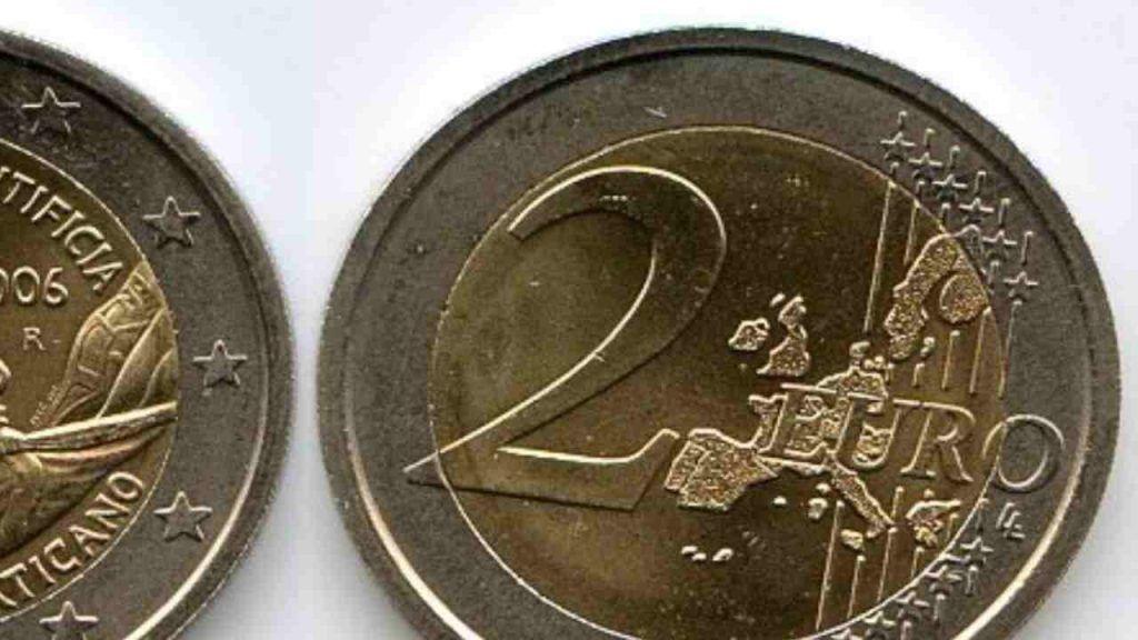 Monete rare, hai usato un 2€ così? Hai perso un tesoretto