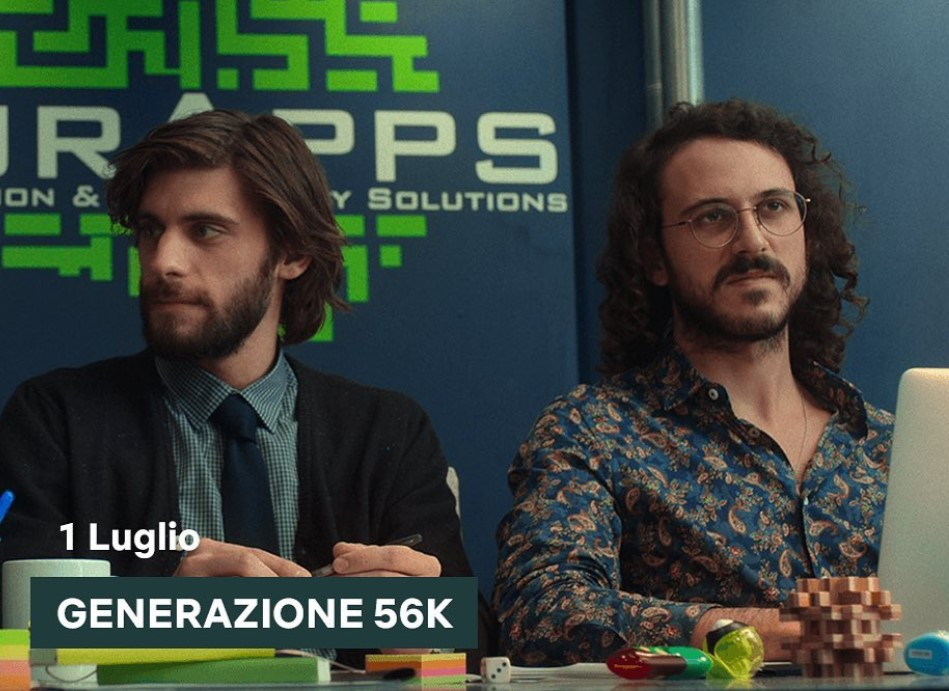 Generazione 56 k