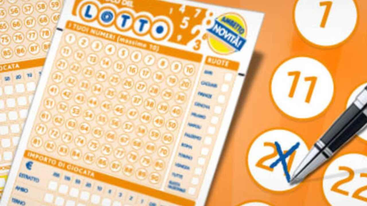 Lotto vincita