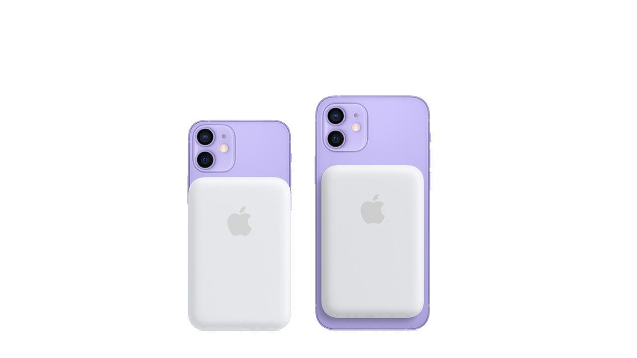 Apple, ecco la nuova batteria MagSafe Battery Pack