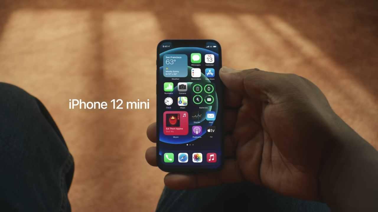 Apple iPhone 13 potrebbe essere l'ultimo ad avere la versione mini
