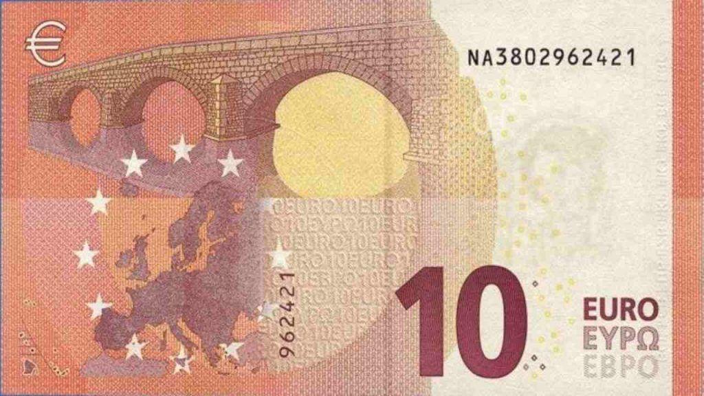 Banconota da 10€, se c'è questa scritta vale oltre 1.500€