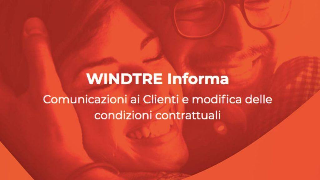 WindTre, nuova comunicazione: cambia il meccanismo del traffico anticipato