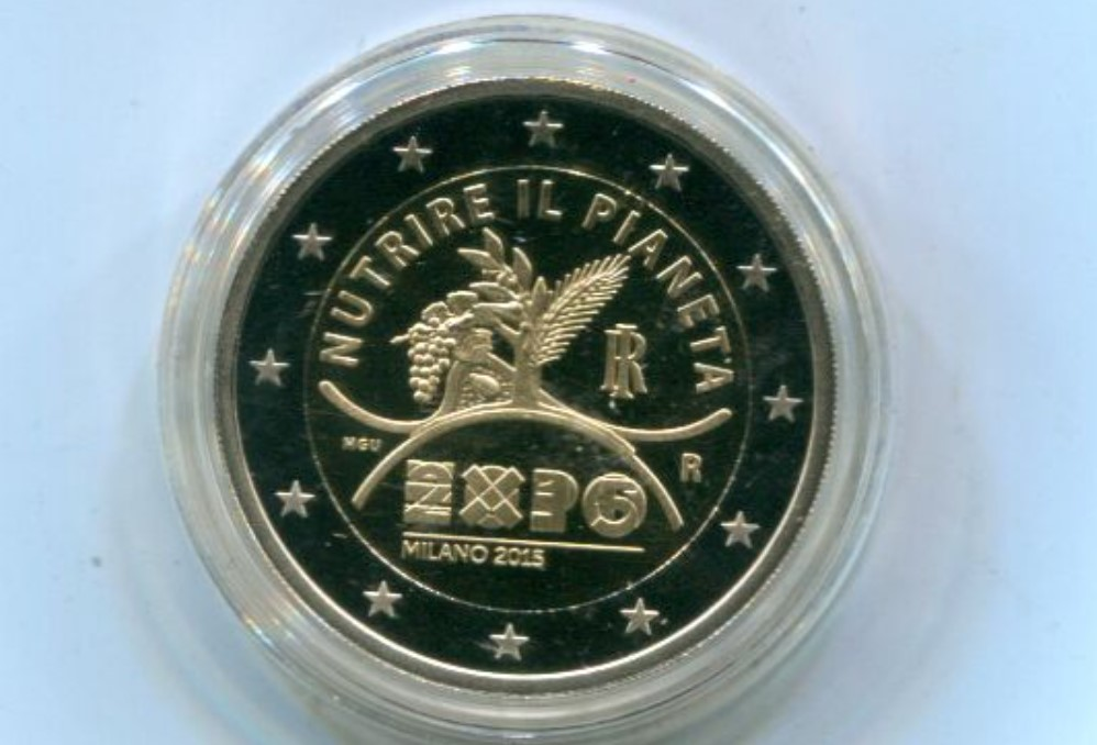 Moneta da 2€