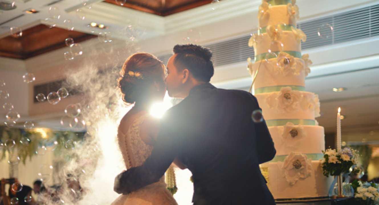 matrimonio festa