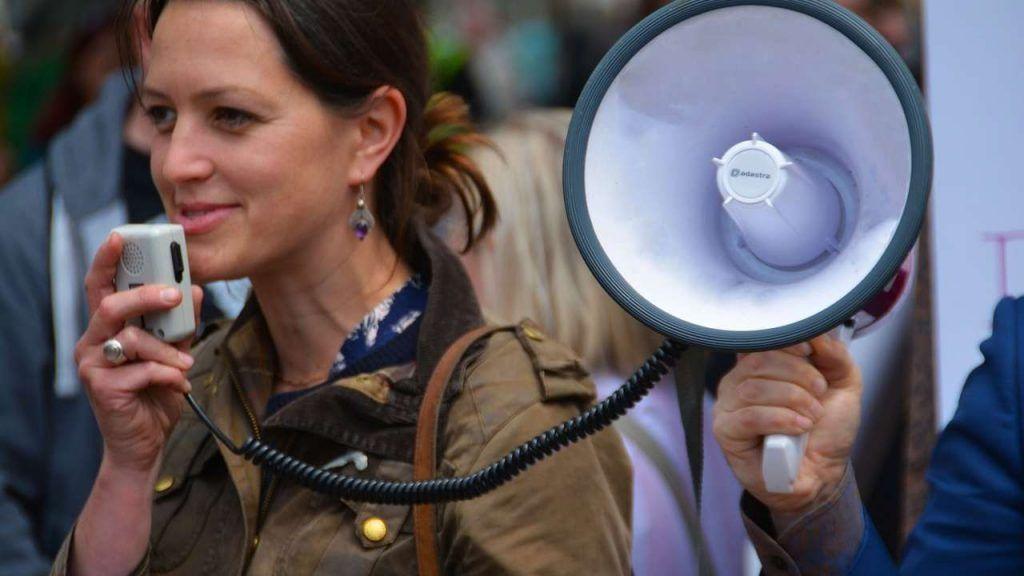 Il Movimento #IoApro torna a protestare a Roma contro il Green Pass