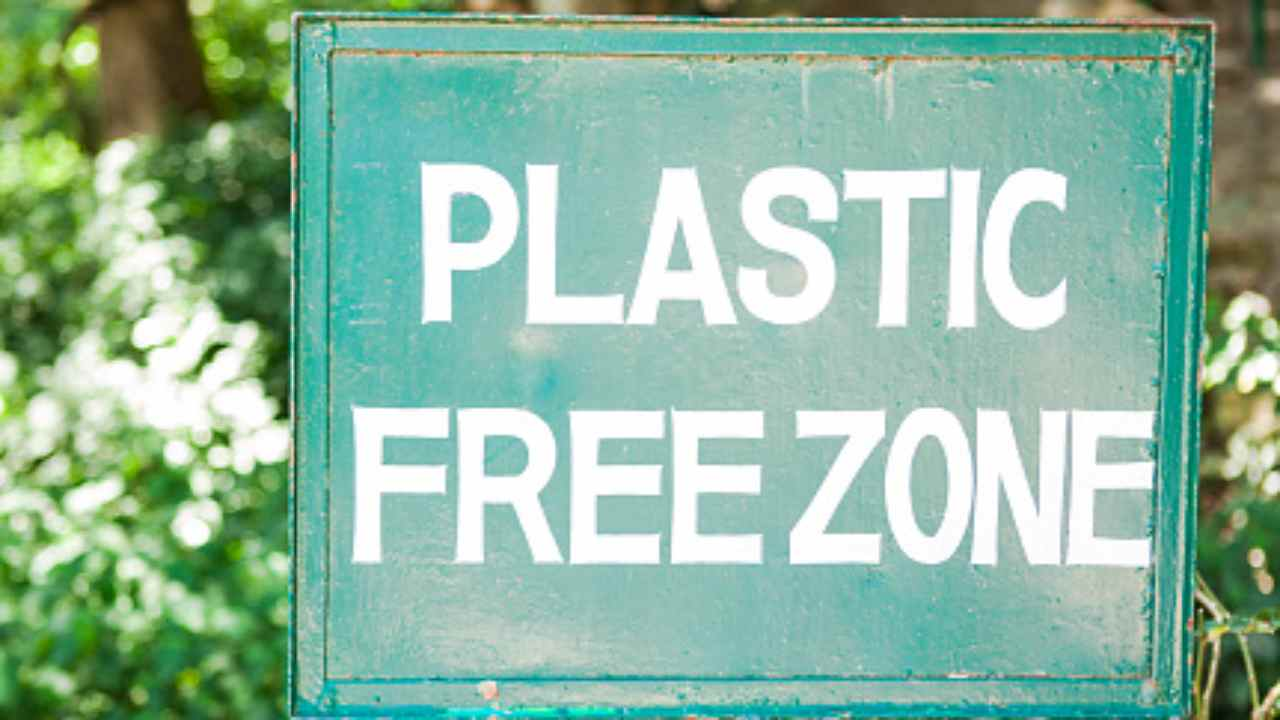 plastica free