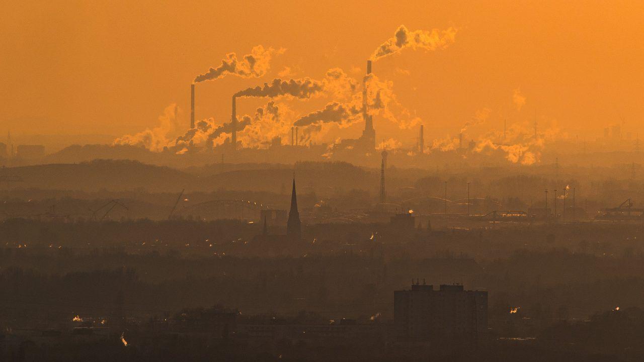 clima emissioni inquinamento