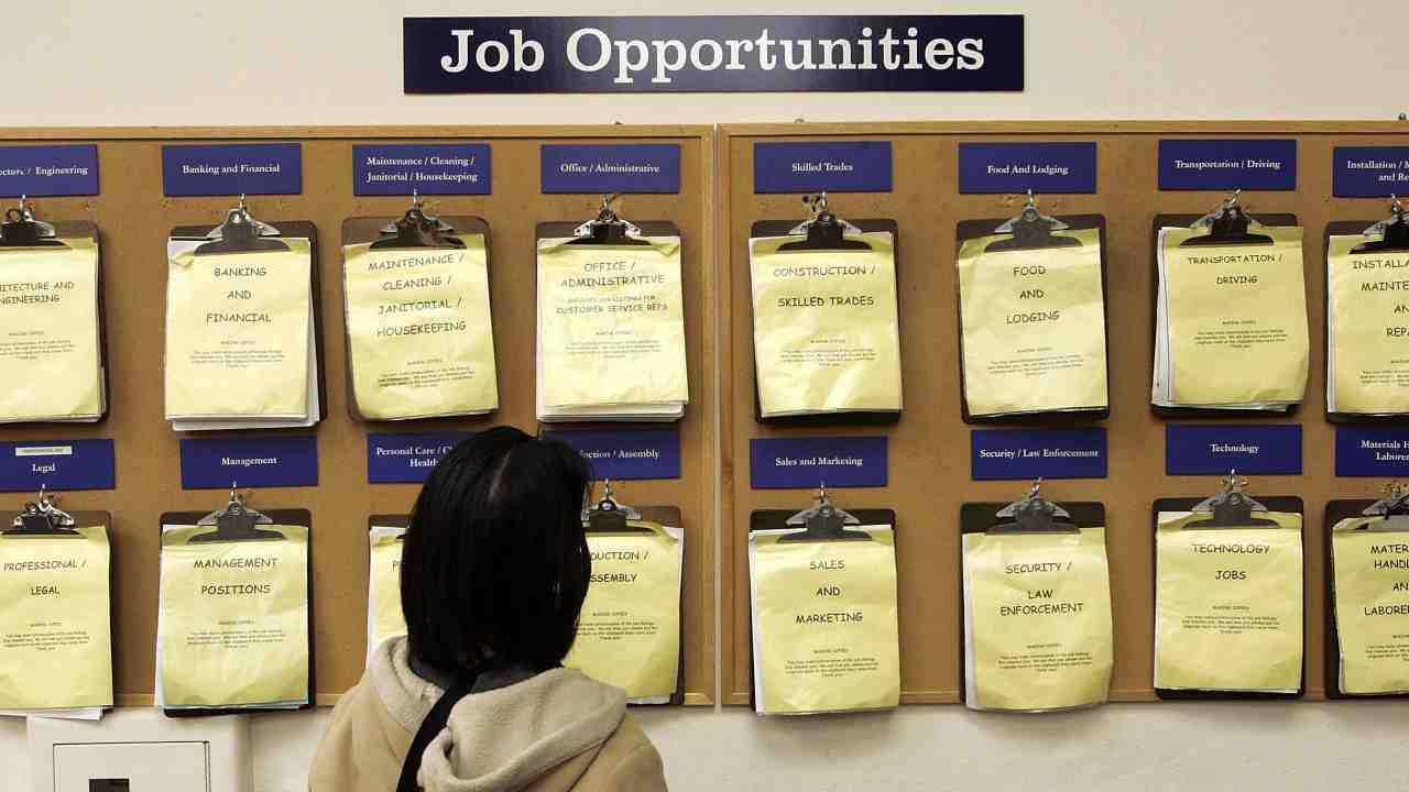 nuove offerte lavoro