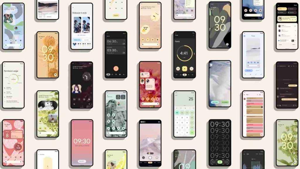 Android 12, finalmente in arrivo l'aggiornamento