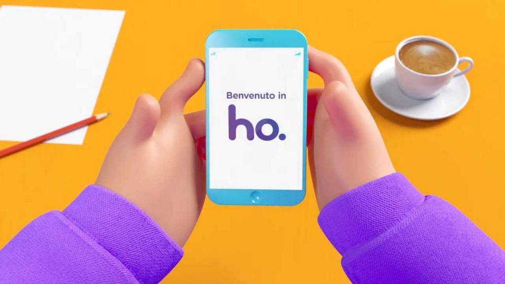 Ho. mobile, arriva l'offerta con 120 GB a meno di 8 euro al mese