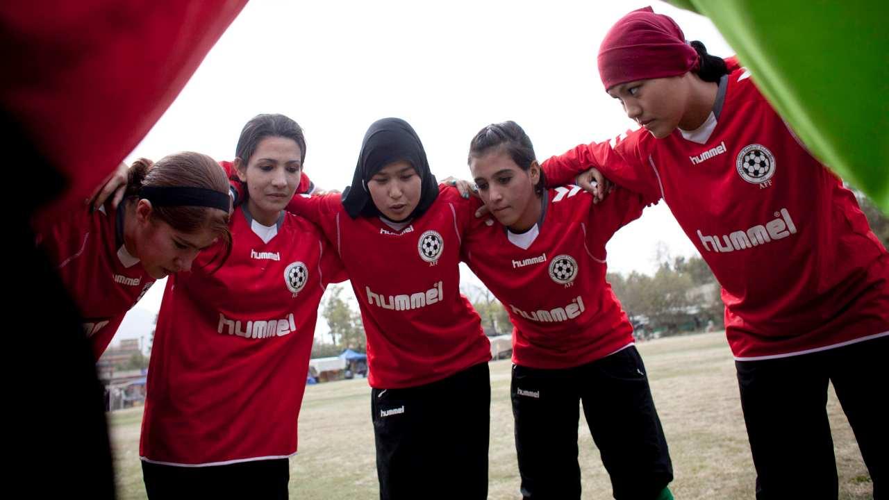 afghanistan nazionale calcio femminile
