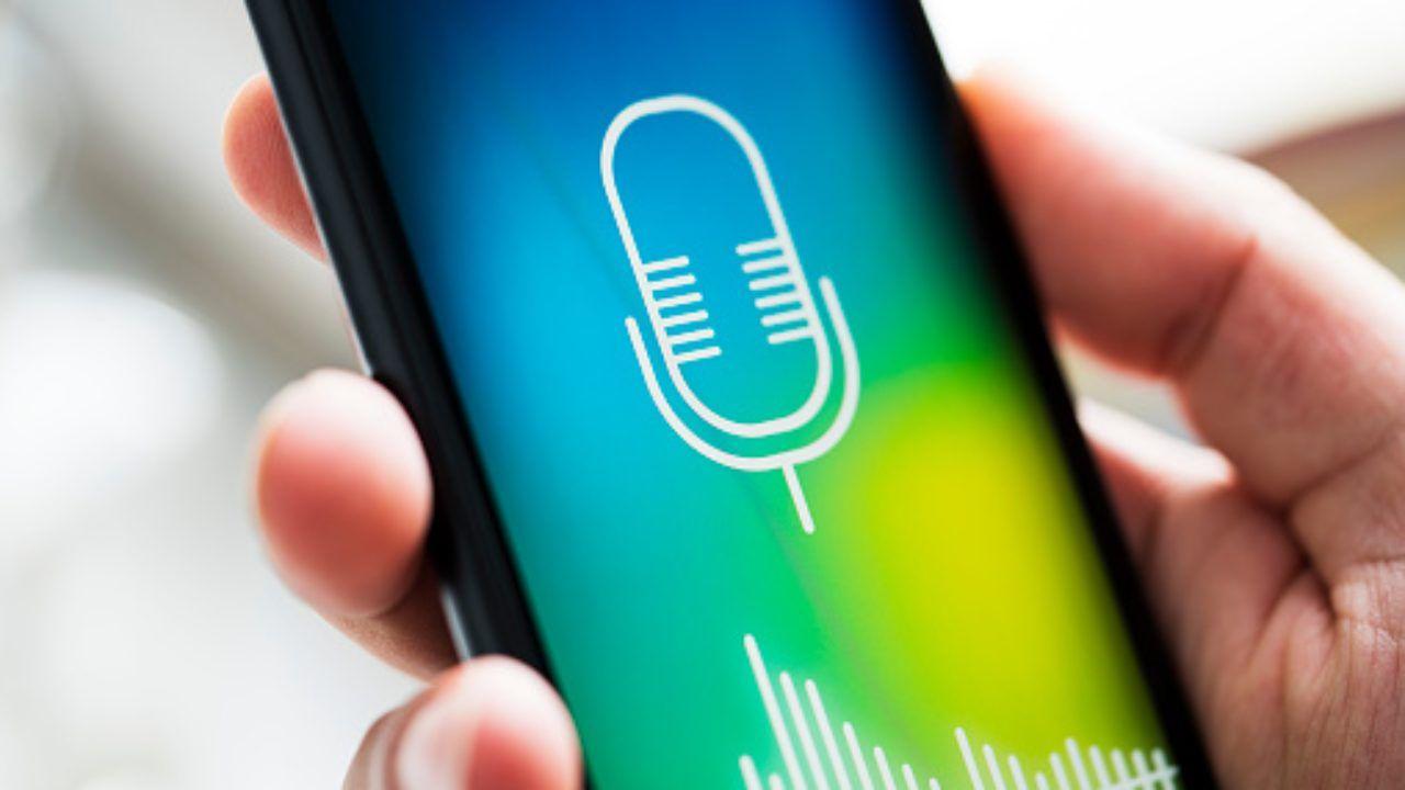 microfono smartphone